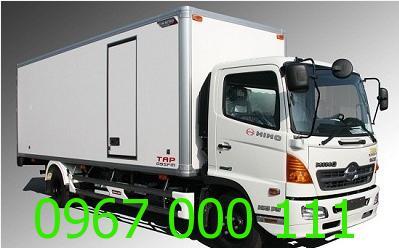 Cho thuê xe tải từ 2,5 tấn đến 5 tấn