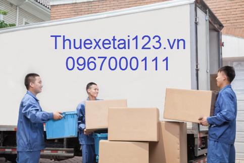 dịch vụ chuyển nhà trọn gói giá rẻ