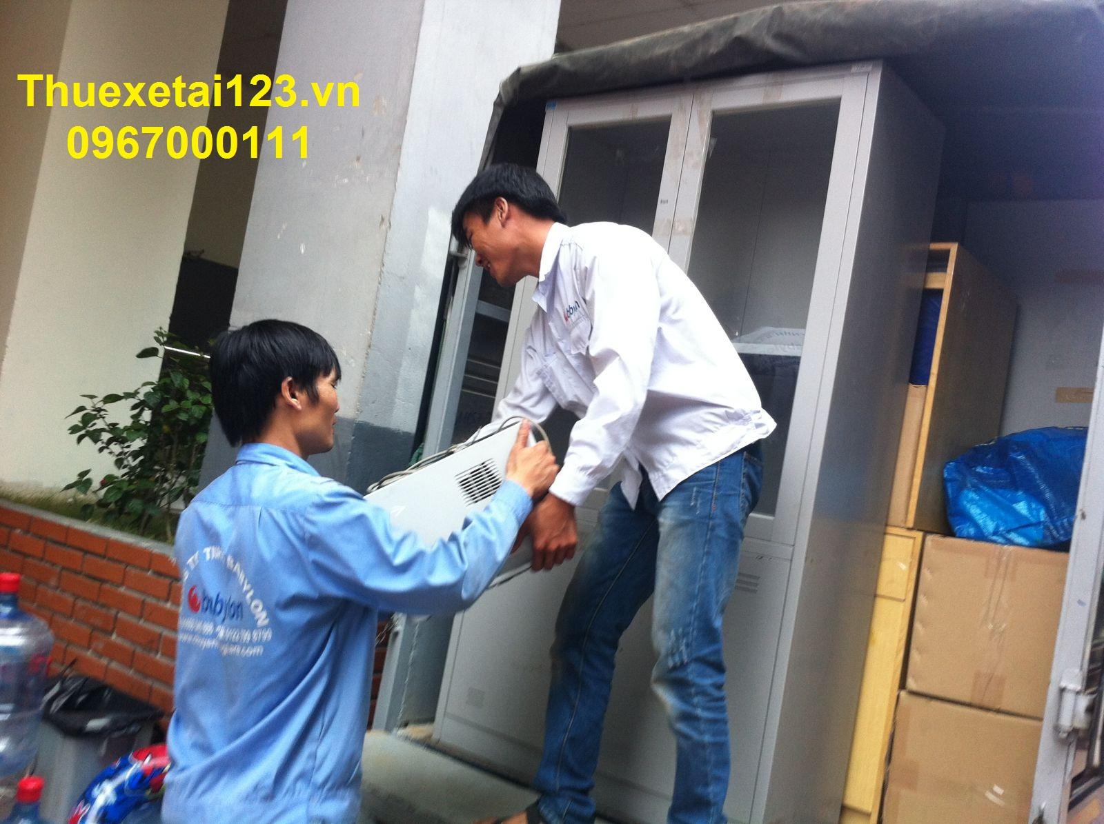 chuyển nhà giá rẻ tại Hà Nội