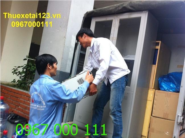 Dịch vụ chuyển nhà trọn gói giá rẻ Hà Nội