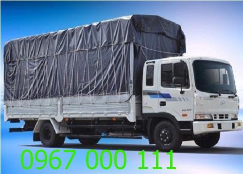 Nhận chở hàng thuê từ Hà Nội đi các tỉnh