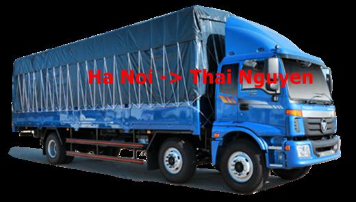 vận chuyển hàng hóa từ Hà Nội về Thái Nguyên