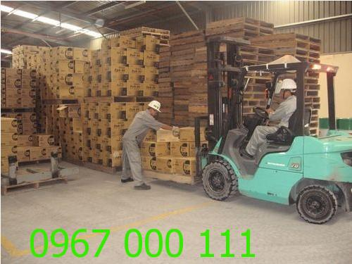 Dịch vụ chuyển nhà xưởng giá rẻ uy tín