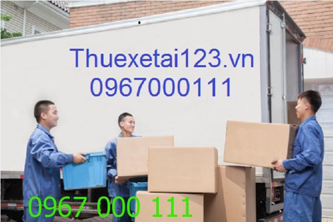 Dịch vụ chuyển nhà chuyên nghiệp