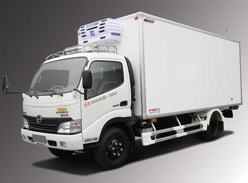 xe tải chở hàng thuê ở hà nội