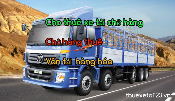 cho thuê xe tải hà nội