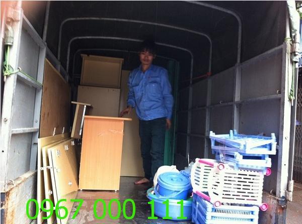Dịch vụ chuyển nhà trọn gói giá rẻ Cầu Giấy-Hà Nội