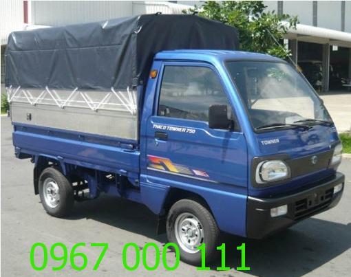 Thuê xe tải 1,25 tấn giá rẻ