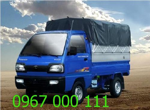 Thuê xe tải 1.5 tấn - xe tải nhỏ giá rẻ