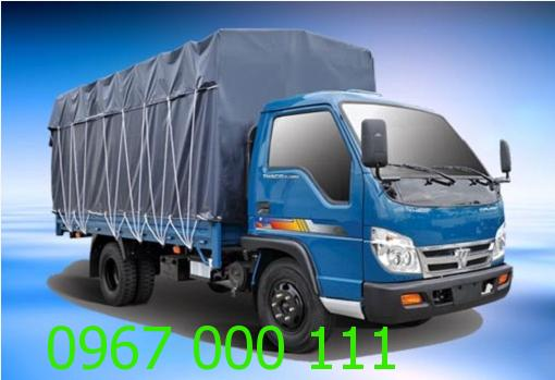 Cần thuê xe tải chở hàng tại Hà Nội