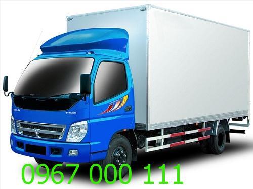 Xe tải chở hàng nhanh giá rẻ