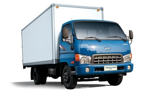 Xe tải nhỏ chở hàng thuê