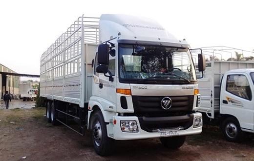 Xe tải chở hàng thuê uy tín chuyên nghiệp