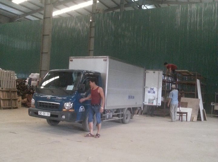 dịch vụ vận tải hàng hóa giá rẻ hn