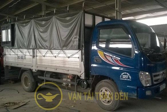 Cho thuê xe tải 5 tấn tại Hà Nội