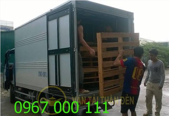 Cho thuê xe tải Thần Đèn giá rẻ Hà Nội