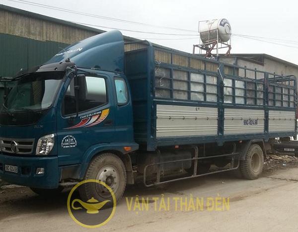 Vận tải hàng hóa giá rẻ Hà Nội