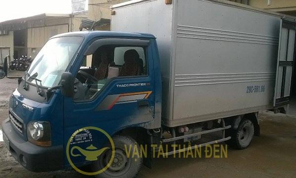 Công ty vận tải Thần Đèn - xe tải 1 tấn 25