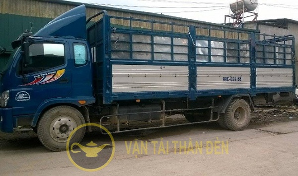 Dịch vụ vận tải hàng hóa Thần Đèn