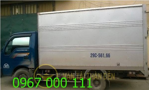 Dịch vụ xe tải chở hàng thuê uy tín giá rẻ