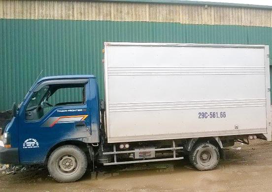 Công ty vận tải Thần Đèn