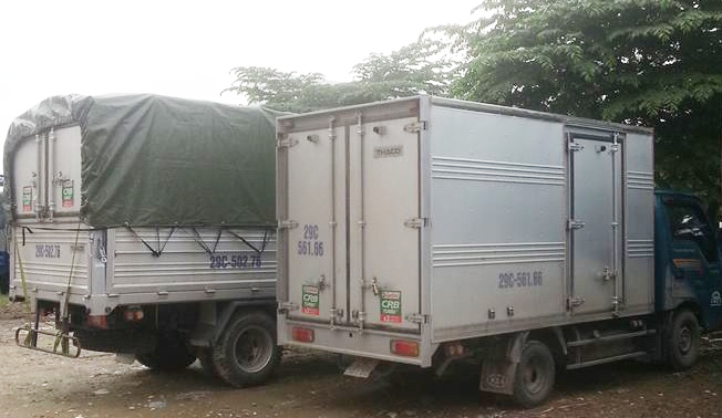 Công ty vận tải hàng hóa Thần Đèn