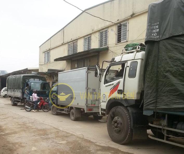 Thuê xe tải giá rẻ Hà Nội