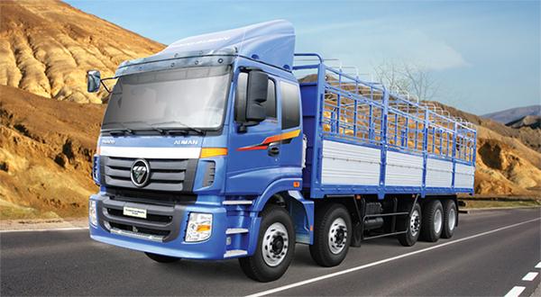 Tài xe lái xe tải nghề đầy thử thách lý thú