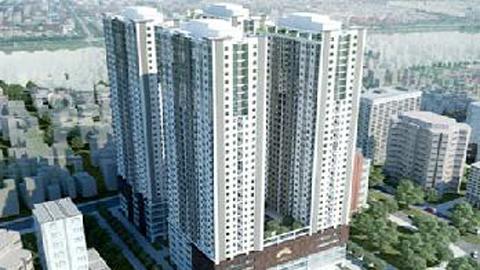 Khu chung cư, đô thị thành phố Hà Nội