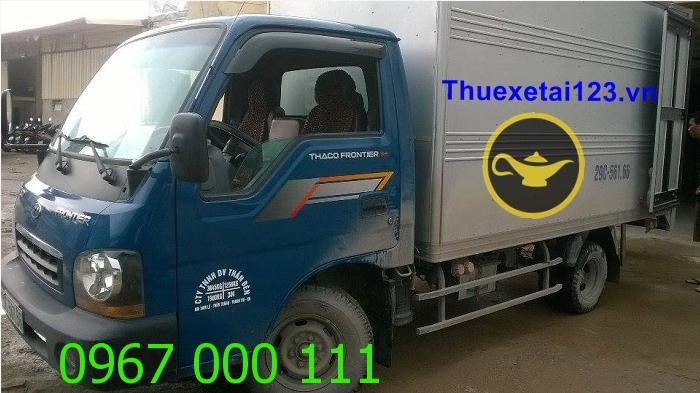 Taxi tải chở hàng liên tỉnh