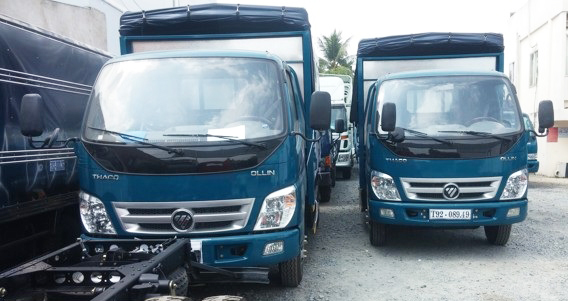 Xe tải chở hàng thuê từ Hà Nội - Hải Phòng