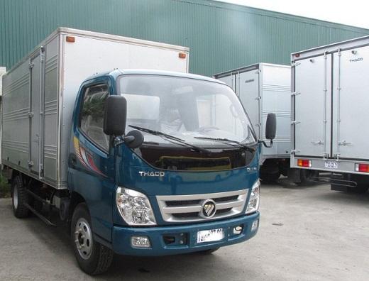 Cho thuê xe tải 1 tấn 25 chở hàng giá rẻ Hà Nội