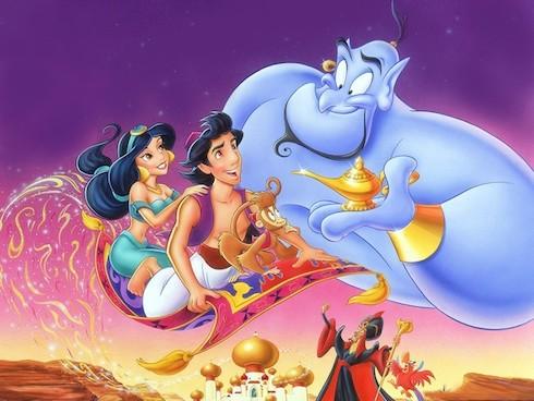 Aladin va cây đèn thần