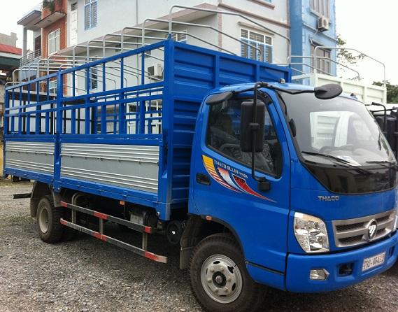 thuê xe tải chở hàng tết 2016