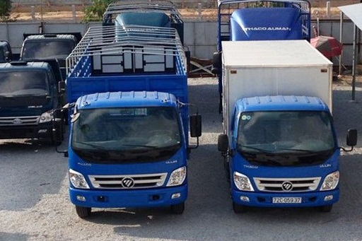 Công ty vận tải hàng hóa tết 2016