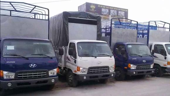 Vận tải hàng hóa uy tín giá rẻ HN