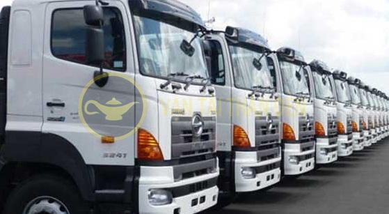 Dịch vụ vận tải hàng hóa uy tín giá rẻ 2016