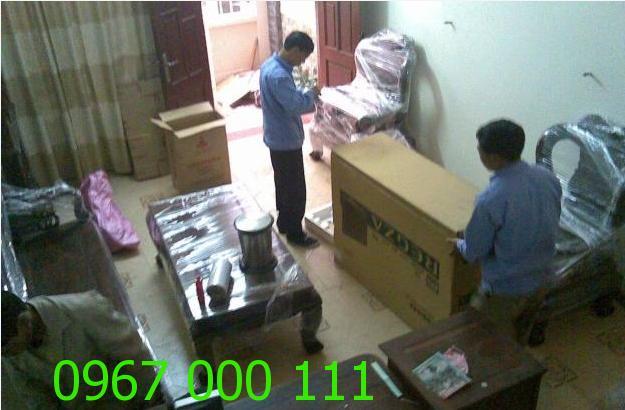 Dịch vụ chuyển nhà trọn gói Quận Long Biên