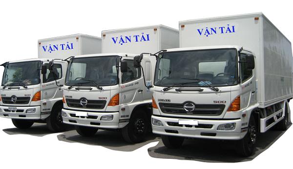 Cho thuê xe tải chở hàng hóa tết 2016