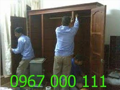 Dịch vụ chuyển nhà trọn gói quận Tây Hồ-Hà Nội