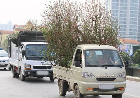 thuê xe tải chở hàng tại Thanh Xuân