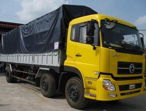Cho thuê xe tải chở vật liệu xây dựng
