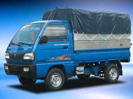 Cho thuê xe tải nhỏ chở hàng giá rẻ