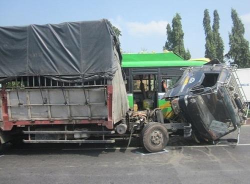 Nghề lái xe tải thực sự nguy hiểm