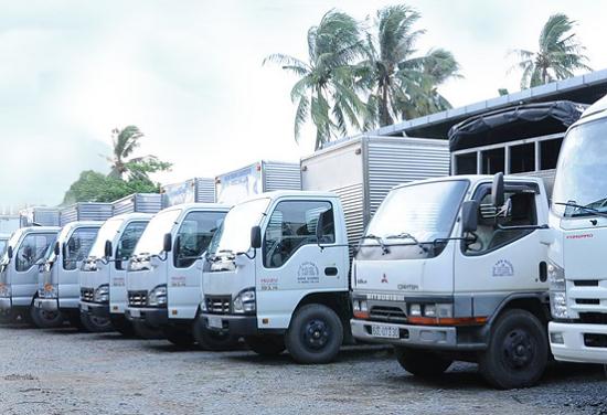 Dịch vụ vận tải hàng hóa giá rẻ