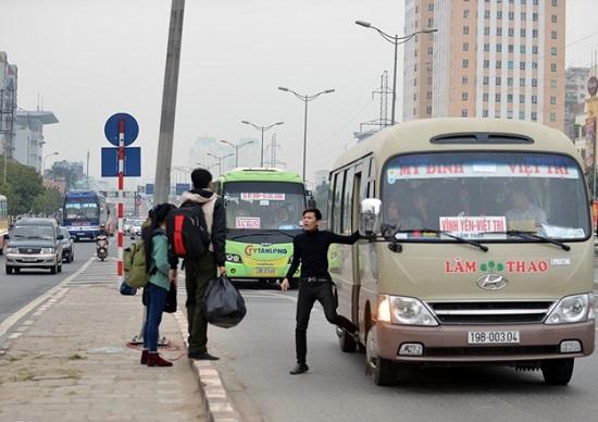 Chở hàng thuê từ Hà Nội về Việt Trì