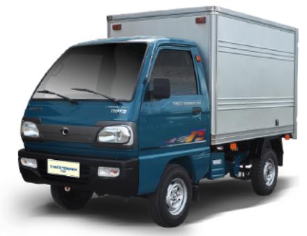 Cho thuê xe tải chở hàng Hà Nội - Nam Định giá rẻ