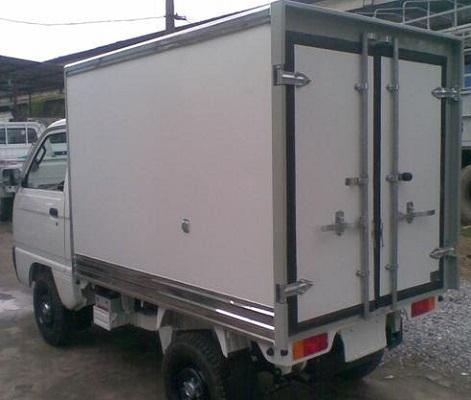 Thuê xe tải nhỏ chở hàng giá rẻ Hà Nội