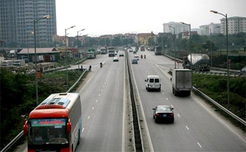 Thuê xe tải chở hàng từ Hà Nội về Thanh Hóa
