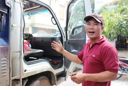 Nghề lái xe tải khó khăn và thách thức